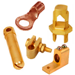 Brass Copper Electrical Components