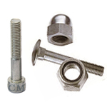 Brass Stainless Steel Fasteners Fixings